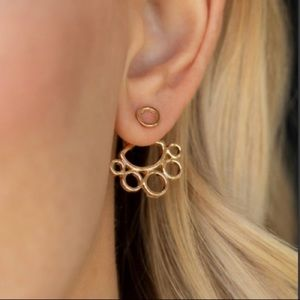 Completely Surrounded Earrings